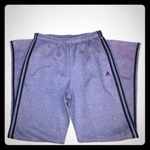 Adidas gray joggers 5XL